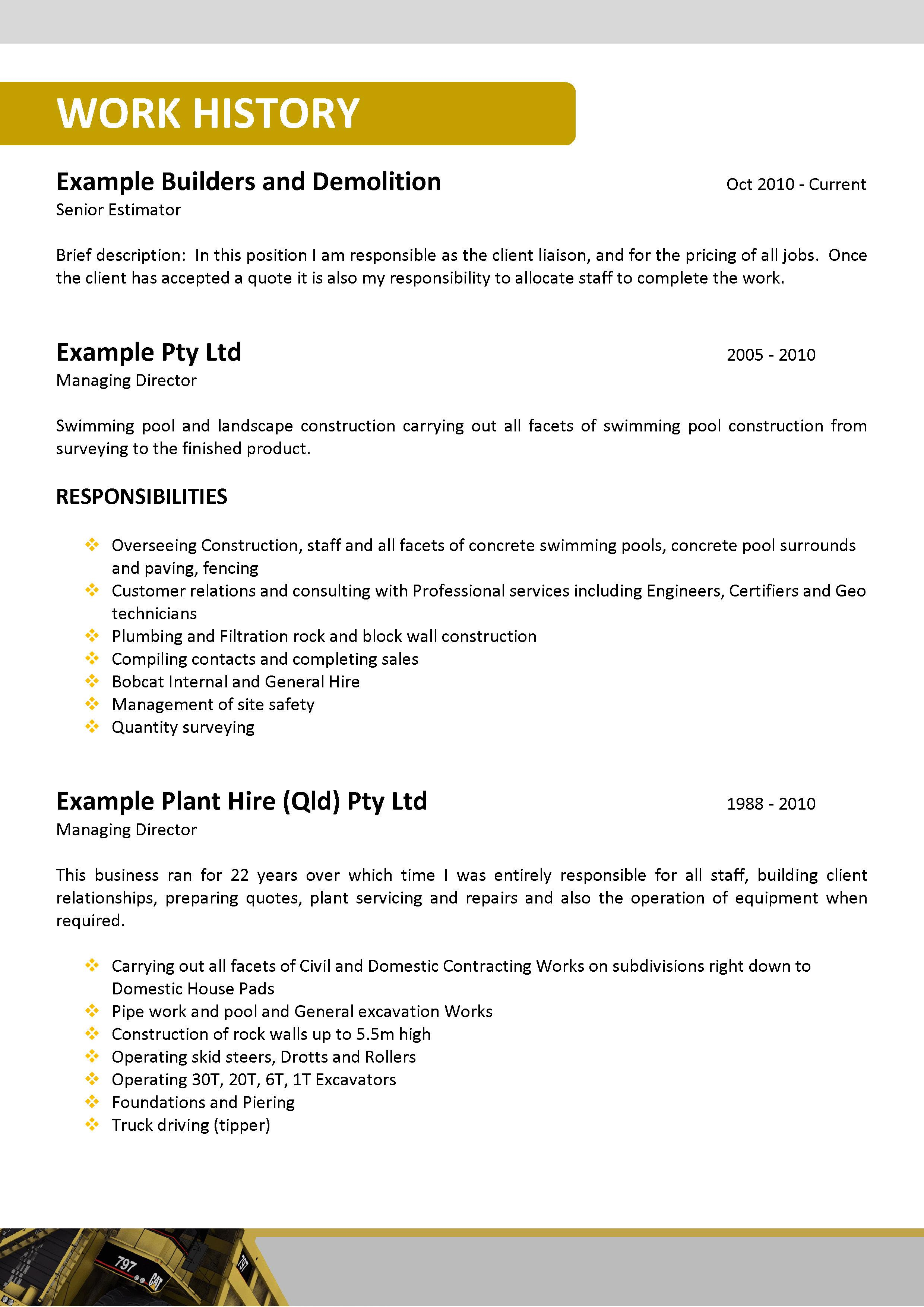 Cover Letter For Entry Level Mining Jobs - Cover Letter Templates