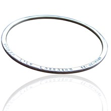 Slim Personalised Bangle
