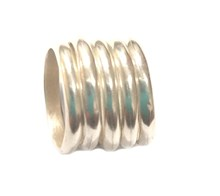 Chunky stackable rings