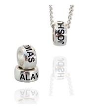 Personalised Name Charms