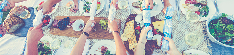 Holiday Season Survival: How to Eat, Drink & still be Merry
