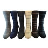 Pussyfoot 1pk Stripe Merino Wool Blend