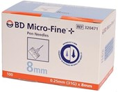 BD Microfine + PN 31G 8mm