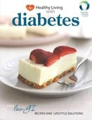Healthy Living with Diabetes Cookbook
