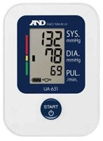 A&D Value Blood Pressure Monitor