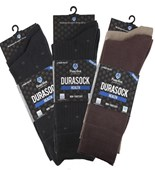 Pussyfoot Mens 2pk Comfort Health Sock