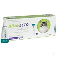 Bravecto Spot-On Large Cat 14-28 lbs (6.25-12.5 kg)