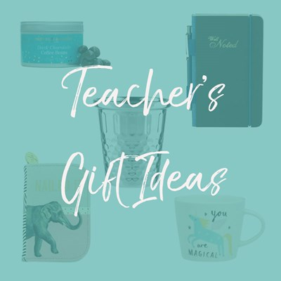 End of Year Teacher's Gift Guide