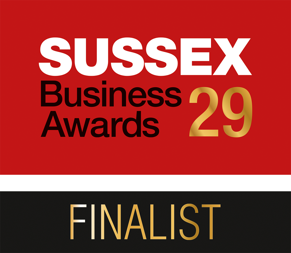 We've been Shortlisted for Sussex Business Awards!