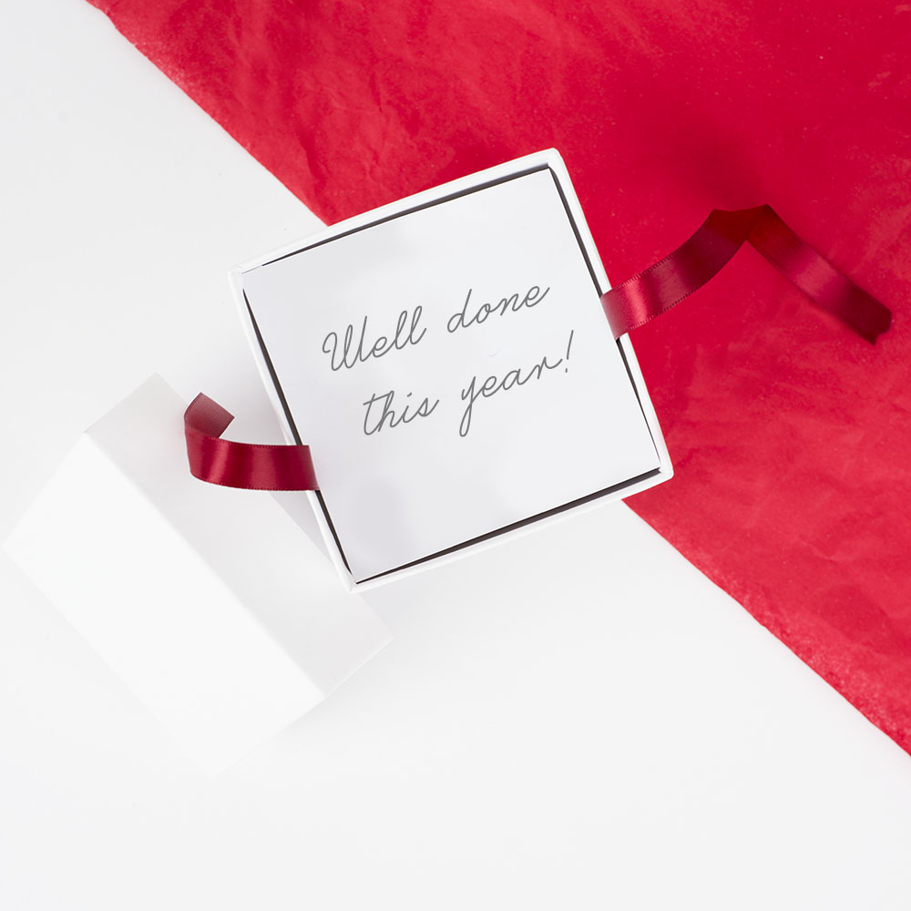 Wednesday #wrapspiration  - Christmas gift wrapping tips for Corporate