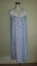 French Country Cotton Nightie FCL153