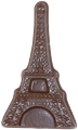 Chocolate Eiffel Tower (place setting size)