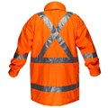 Rain Jacket, mesh lined, 3m tape CROSS BACK
