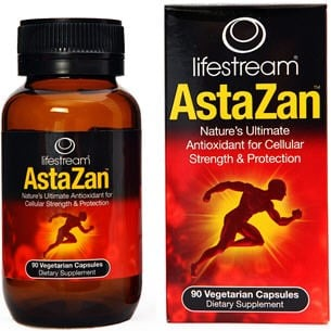Astaxanthin - Summer Skin and Eye Support (and Much More)