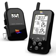 Maverick 2 Probe Wireless BBQ Thermometer ET-733 Black