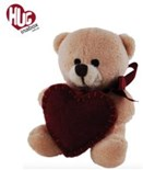 Little Heart Love Bear 9cm