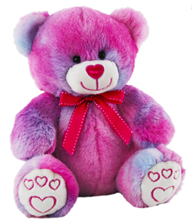 Bubblegum Bear Hugs 22cm