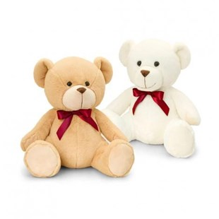 Barney Bear Hugs - Beige or White 65cm