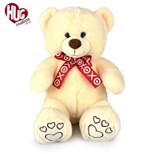 Hugs n Kisses Love Bear Hugs 30cm (Cream)