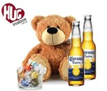 Beer, Bear and (Lindor) Balls Hamper Hugs