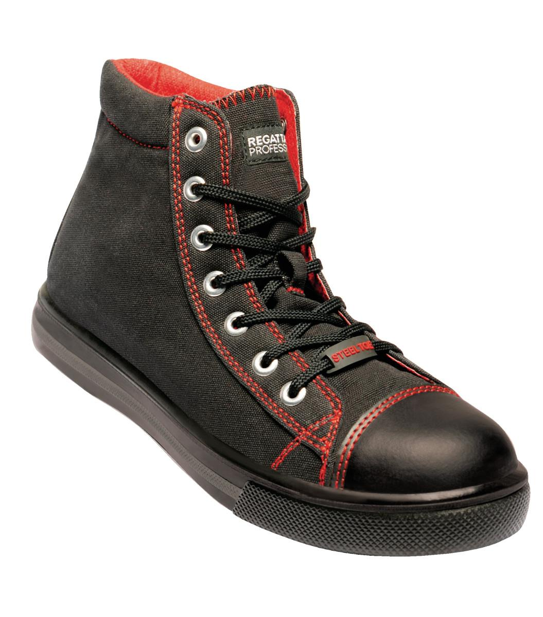 7538781d4d7 SBP SRC - Regatta TRK117 Playoff SBP Safety Boot - Black/Red - Conforms to  EN20345: 2011 - Pair - BT-TRK11