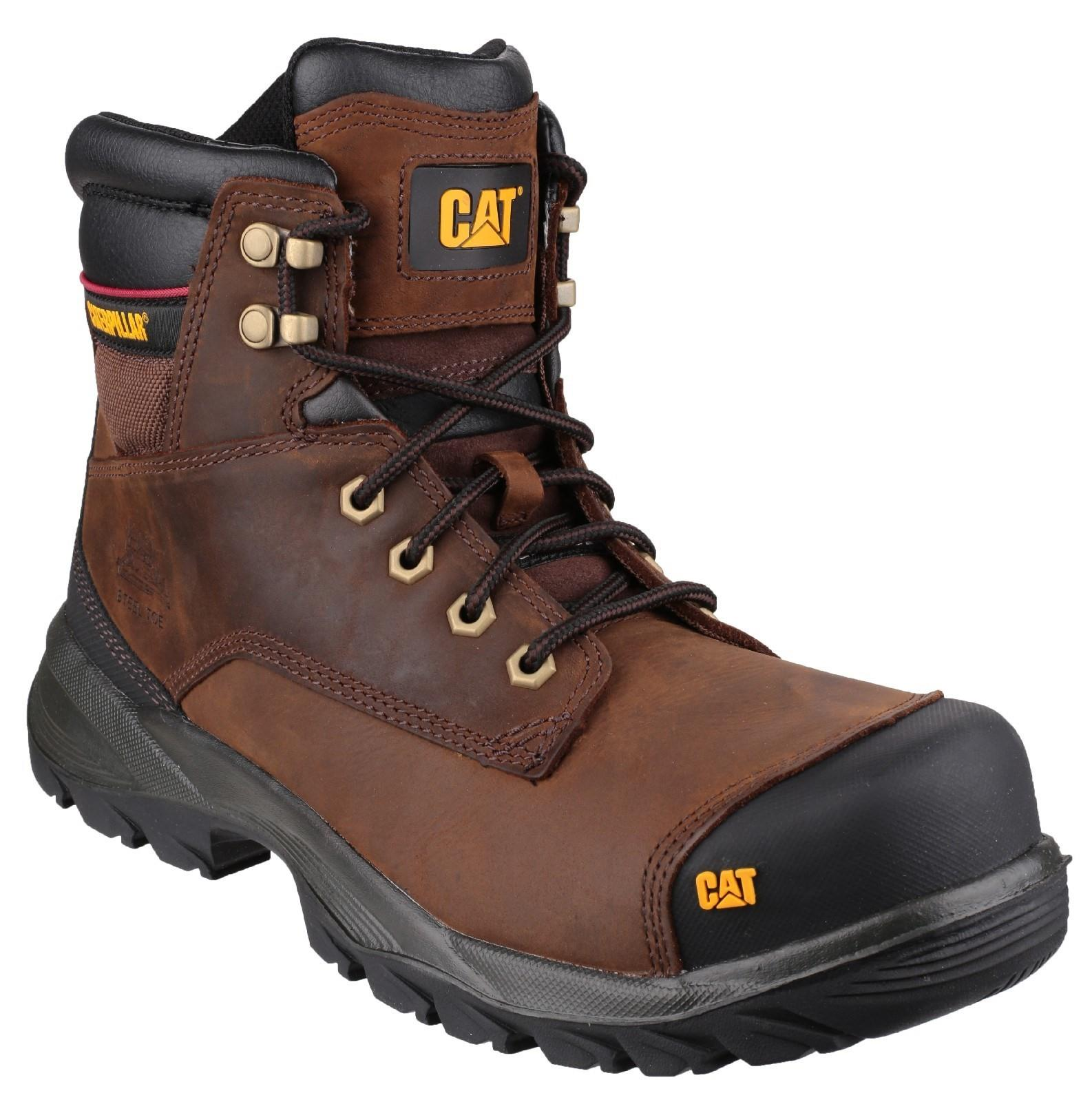Cofra Power Chainsaw Leather Safety Boots EN381 Class2  Mens Snickers Direct Pre