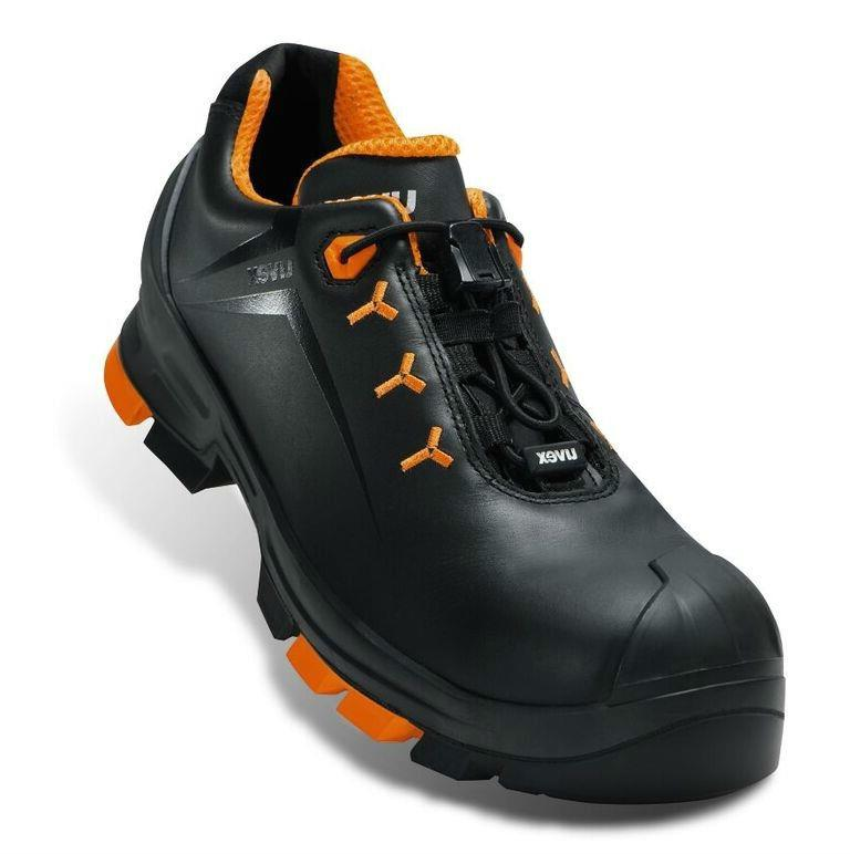 8280b00d798 Uvex Safety Shoes - Conforms to EN ISO 20345: 2011 S3 SRC - Pair - TU-6502.2