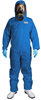 All Blue Coveralls