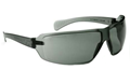 ZERONOISE Shaded Safety Spectacles Anti-Scratch Anti-Fog Lens - Conforms to EN166 - [UV-553Z]