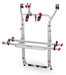 Fiamma Carry-Bike Rack for VW T5 (red)