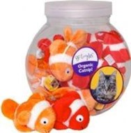 Loopies - Fish Catnip Toy