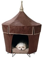 Vive le Chocolate Pet Tent