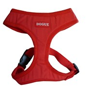 DOGUE Bold Canvas Harness - Red