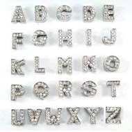 Crystal Slide Letters