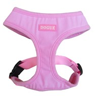 DOGUE Bold Canvas Harness - Pink