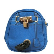 Mandy Harness Backpack - Blue