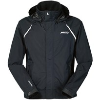 Musto Evolution GoreTex Sardinia Jacket Black Clearance