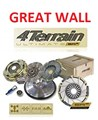 GREAT WALL 4 TERRAIN HEAVY DUTY CLUTCH KITS