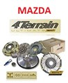 MAZDA 4 TERRAIN HEAVY DUTY CLUTCH KITS