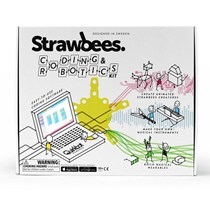 Strawbees Quirkbot Coding & Robotic Kit