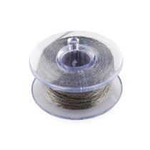 Stainless Conductive Thread on Bobbin (10m)