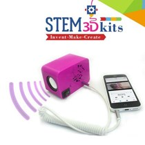 3D Printing STEM Kits - Mini Boom Box