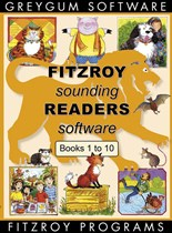 Fitzroy Sounding Readers 1 - 10