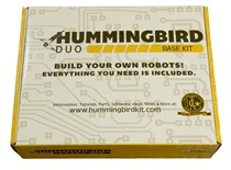 Hummingbird Robotics Kit - Duo Base Kit