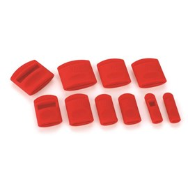 Silicone Chisel Guards 10pcs - WoodRiver®