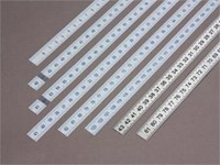 Metric Scales (820 to 410mm) - Incra