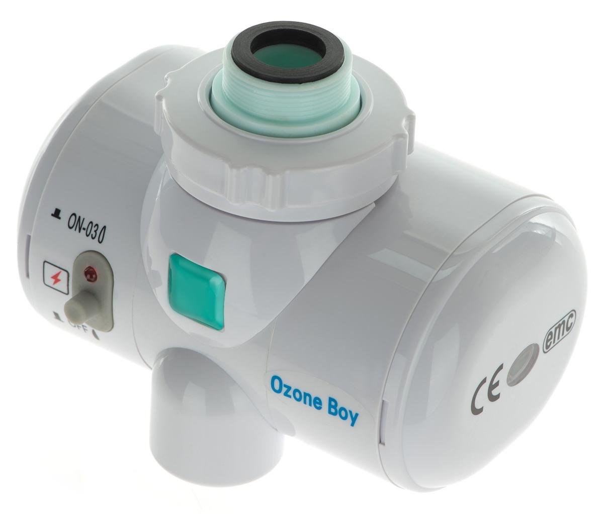 Atlas OzoneBoy Water Sanitizer System Sink Faucets Attachment