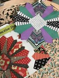 Distinctive Dresdens Block of the Month