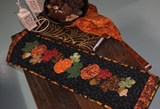 Autumn Harvest Tablerunner
