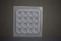 Resin Cabachons 16 on 1    4oz Jewellery Mould    RM 1566